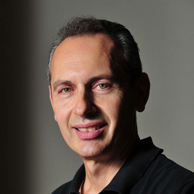 Dr. Nick Gondzioulis